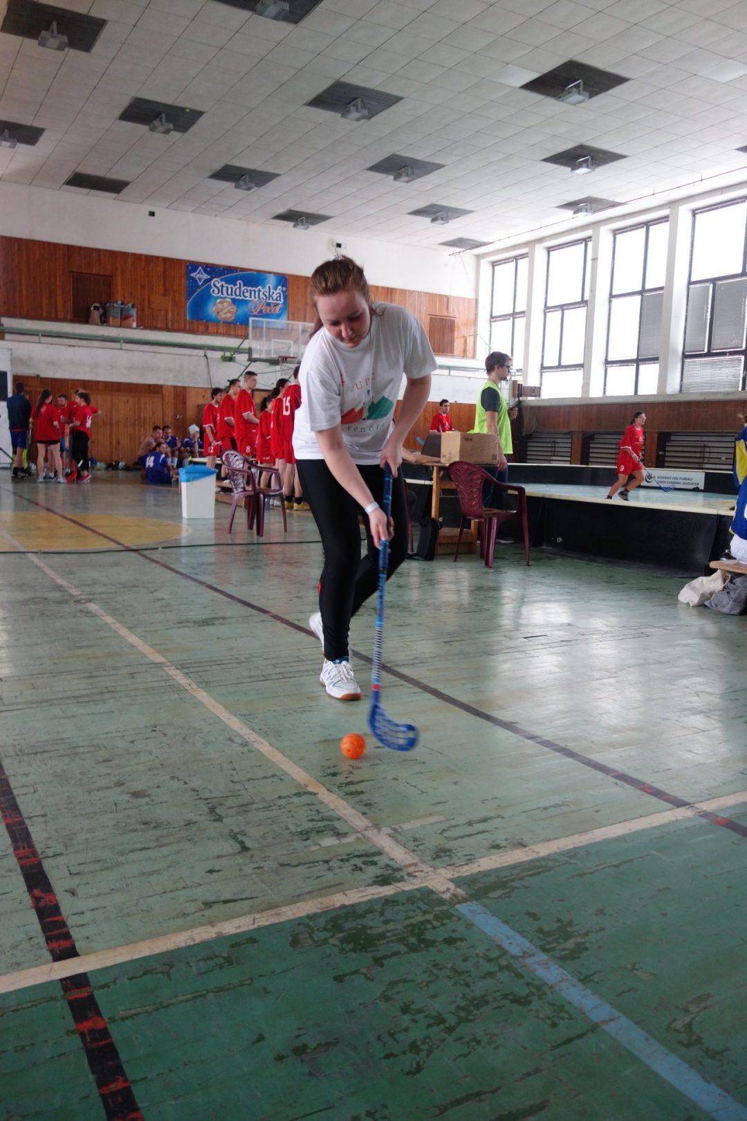 Florbalový turnaj UPC 2018