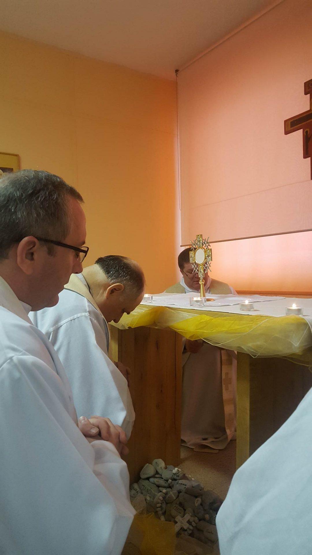 Kňazské rekolekcie v UPC 2018