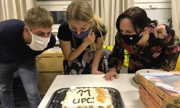 11. narodeniny UPC